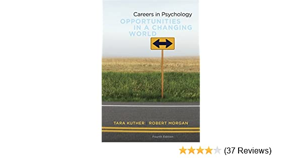 Amazon com: Careers in Psychology: Opportunities in a Changing World