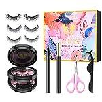 CICI&SISI Magic Eyelashes and Eyeliner Kit