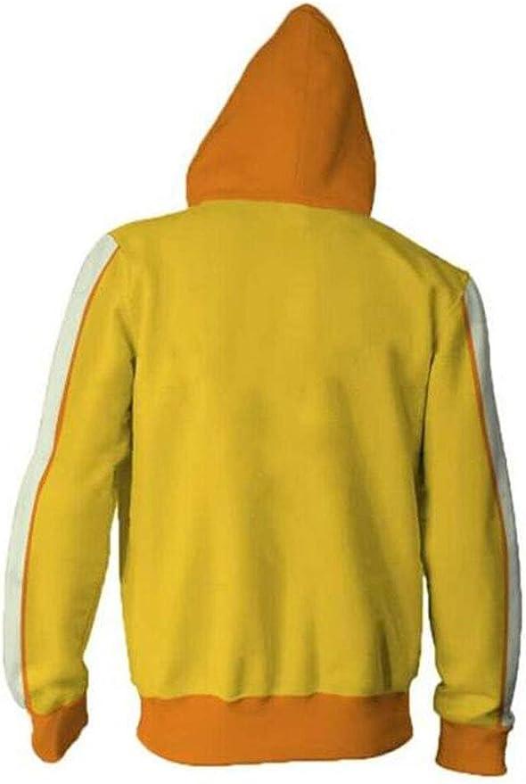 Ayazan My Hero Academia 3D Printed Hoodie Cosplay Costume Sweatshirt Jacket Unisex Sportswear