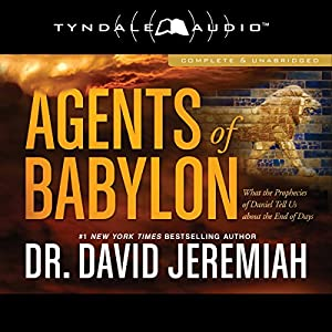 Agents of Babylon Audiobook