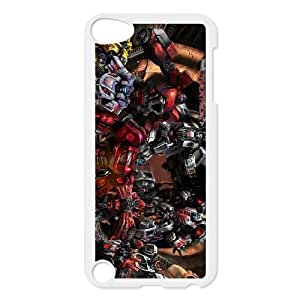 iPod Touch 5 Phone Cases White Transformers FSG521734