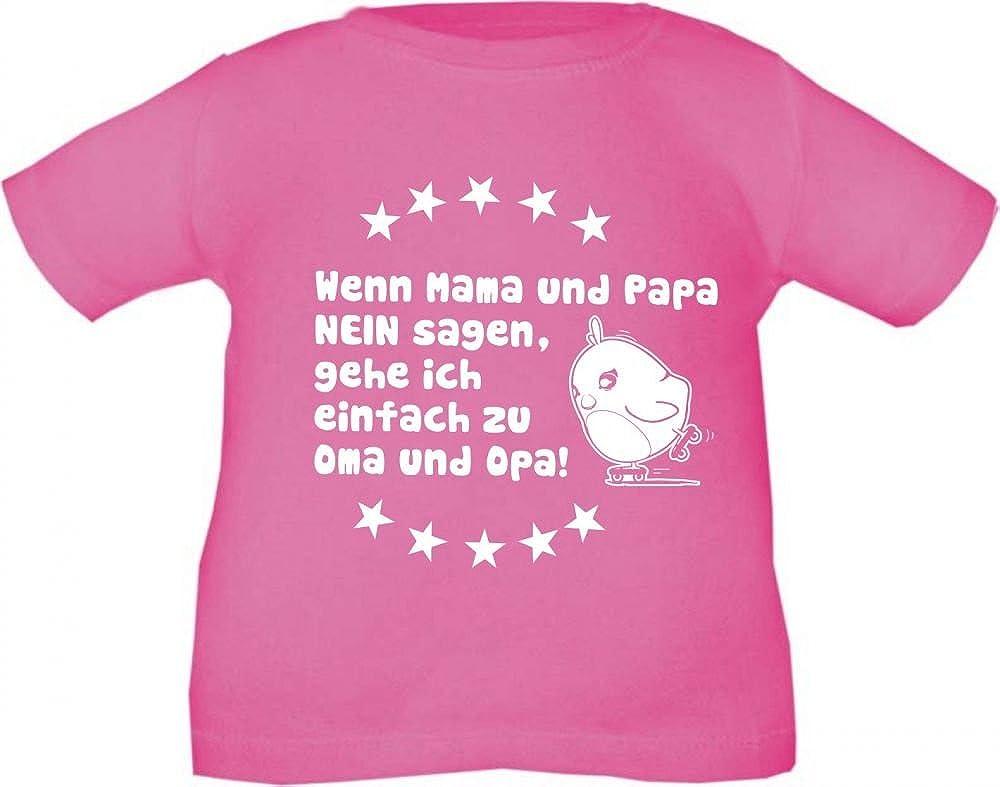 Gr/ö/ße 110//116 Farbe schwarz Kinder T-Shirt Ganz der Papa nur pflegeleichter Cook