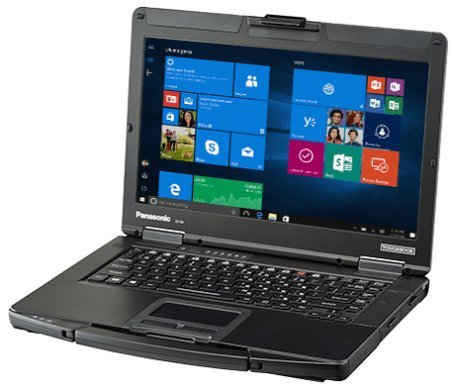 Compare Panasonic Toughbook CF-54 CF-54G2999VM (cf-54G) vs other laptops