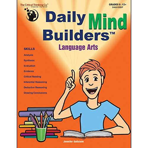 Daily Mind Builders: Language Arts by The Critical Thinking