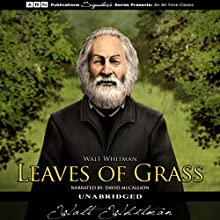 Leaves of Grass Audiobook by Walt Whitman Narrated by David McCallion