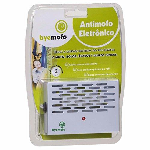 Aparelho Anti Mofo Elétrico Eletrônico 220v Anti Mofo Ácaro Fungos Bolor Legon Bye Mofo AM02-220v