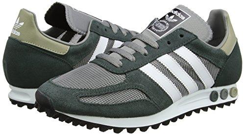 Uomo Grey Grigio Scarpe Trainer ch Basse Ginnastica Adidas Ivy ftwr Solid utility White Da YwHgXqxyz