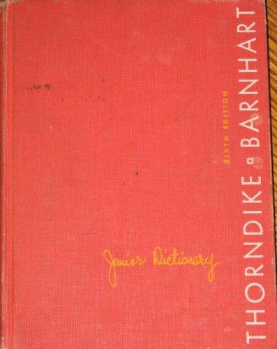 Thorndike-Barnhart Advanced Junior Dictionary