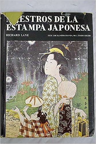 Maestros de la Estampa Japonesa.. Su Mundo y su Obra ...