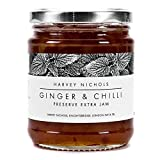 Harvey Nichols Ginger and Chilli Extra Jam - 340g (0.75lbs)