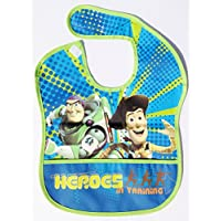 """Buzz Lightyear & Woody Toy Story """"Heroes in Training"""" Waterproof Baby & Toddl..."""