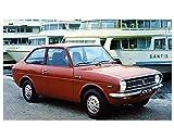 toyota 1000 - 1976 Toyota 1000 Copain Factory Photo