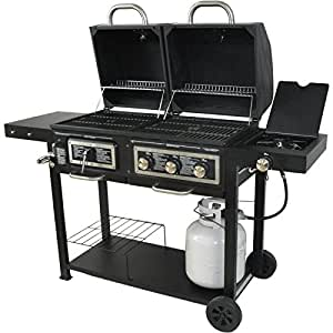 Propane Gas Grill BBQ Camping Backyard Patio Outdoor Cooking Equipment 3 Burner