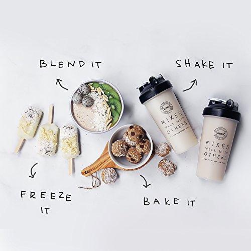 Kura Grass Fed Dairy Protein Powder, Vanilla, New Zealand Born, 10 Count Single-Serve Travel Packets by Kura Nutrition (Image #8)