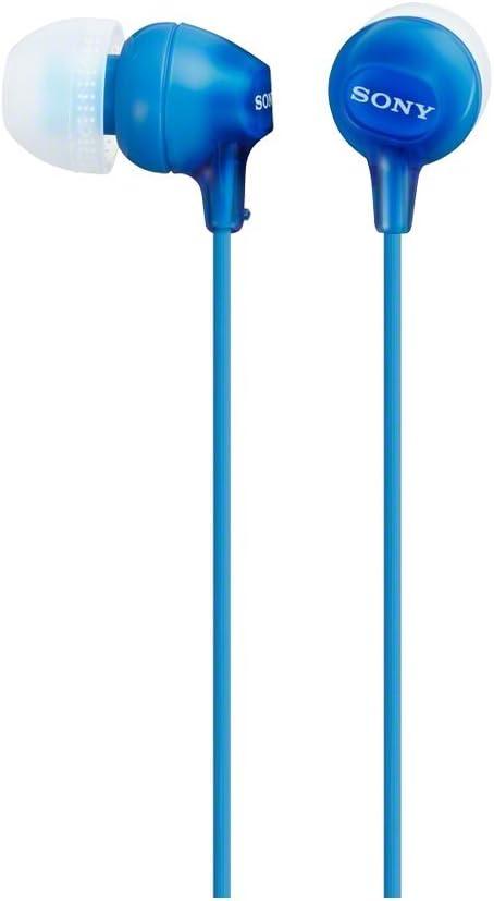 Sony Earphones - Blue