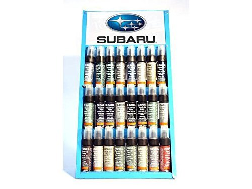 Price comparison product image Genuine Subaru J361SFJ000 Touch-Up Paint,  Ice Silver Metallic (ISM IS1),  Paint code g1u