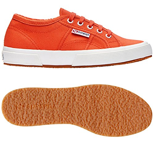 Chaussures Le Superga - 2750-plus Cotu - Red Coral - 40