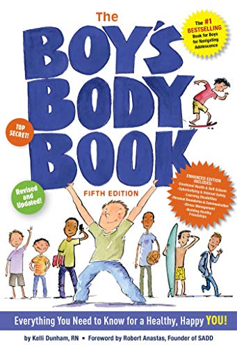 Pdf Parenting The Boys Body Book: Fifth Edition