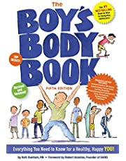 The Boys Body Book: Fifth Edition: Everything You Need to Know for Growing Up!