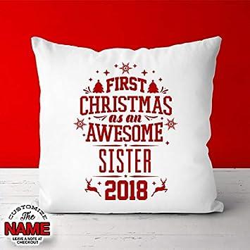 Amazon Penelope First Christmas As An Awesome Sister Grandma