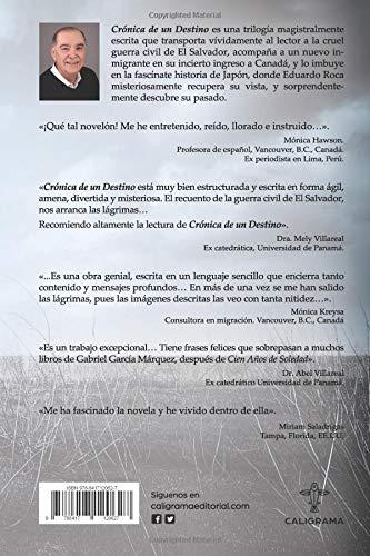 Crónica de un destino (Spanish Edition): Ramón Melhado: 9788417120627: Amazon.com: Books