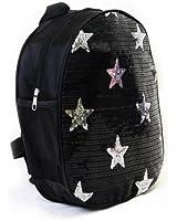 Girls Dance Backpack Bag Sequin Star Choose Color