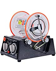 Jewelry Polisher Tumbler Mini Polisher Tumbler Rotary Tumbler Surface Polisher 3Kg 6.6 Lbs Capacity 45W Jewelry Polishing Finishing Machine