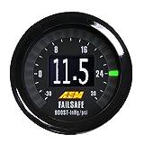 aem wideband air fuel gauge - AEM 30-4900 Wideband Failsafe Gauge