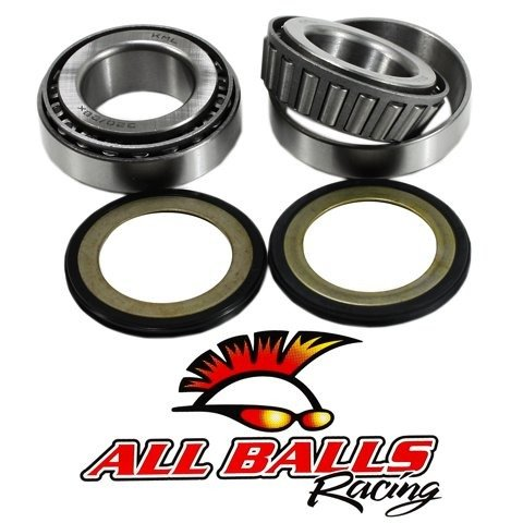 All Balls Steering Stem Bearing Kit for Kawasaki GPz305 KZ