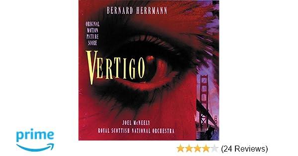 Bernard Herrmann Bernard Herrmann Vert Original Motion Picture Score 1995 Re Recording Amazon Com Music