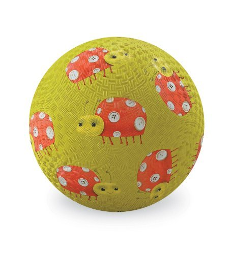 Crocodile Creek Ladybugs 7 Play Ball by Crocodile Creek