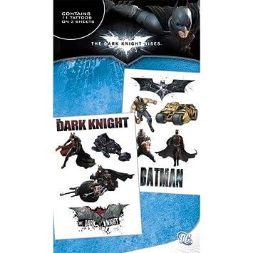 TRD Batman The Dark Knight Rises Pack 1 Tattoo