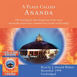 A Place Called Ananda Audiobook