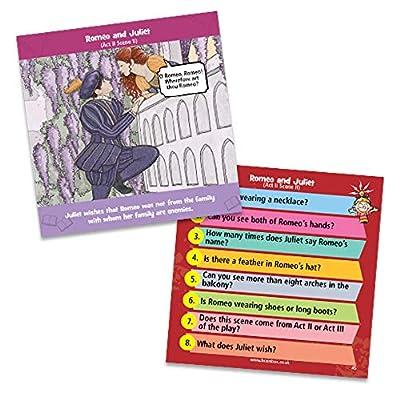 BrainBox - Shakespeare Game: Toys & Games