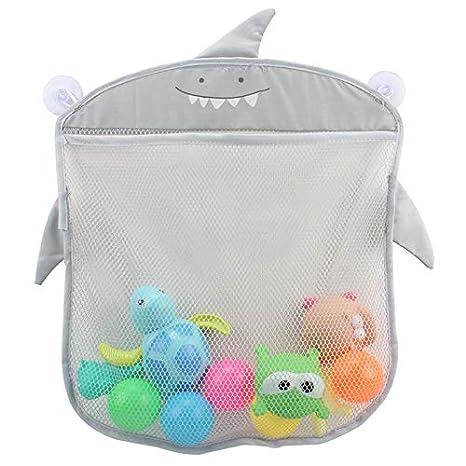 Baby Kid Bath Time Toy Tidy Storage Hanging Bag Mesh Home Bathroom Organiser Net
