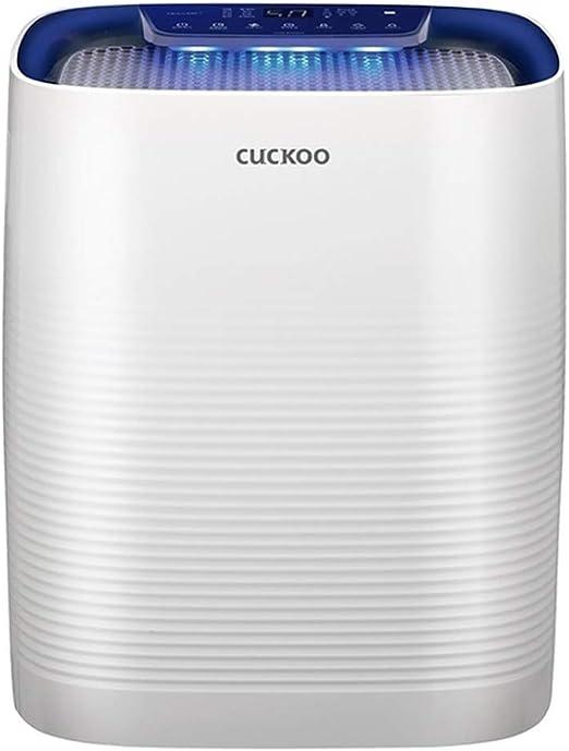 CUCKOOOEM] Limpiador purificador de Aire Ac-12X20Fw de purificación de Aire Capacidad 37.4M diagnosticar el Aire Mismo Cuidado para Las alergias y el Polvo ionizador anión formador de 220V: Amazon.es