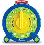 Learning Resources 60 Minute Jumbo Timer/No Battery Needed