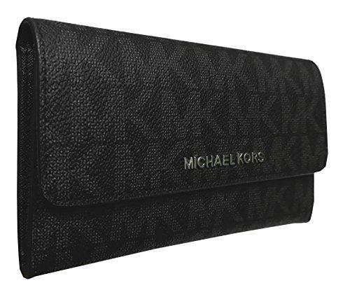 Michael Kors - Cartera de viaje (tamaño grande, PVC), color ...