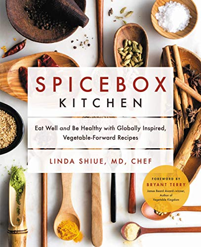 Book Cover: Spicebox Kitchen: Eat Well and Be Healthy with Globally Inspired, Vegetable-Forward Recipes