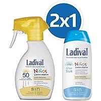 LADIVAL - DUPLO LADIVAL NIÑOS50SPY+AFTER