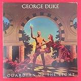 GEORGE DUKE Guardian Of Light LP Vinyl VG++ Cover VG++ GF Lyrics Sleeve FE 38513