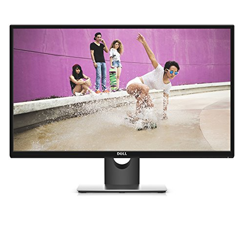 Dell SE2717H 27 Inch IPS Monitor (Black) (6 ms, Full HD 1920 x 1080 at 75...