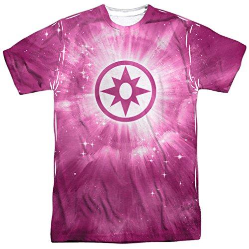 Green Lantern Sapphire Energy Mens Sublimation Shirt