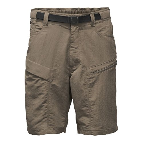 The North Face Men's Paramount Trail Shorts - Weimaraner Brown - (The North Face Hiking Belt)