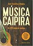 capa de Música Caipira. As 270 Maiores Modas