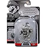 World of Nintendo Prototype Series Bowser Jr. Action Figure [With Bob-Omb Accessory]