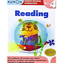 By Kumon Publishing ¶ÿGrade 4 Reading (Workbook) [Paperback]