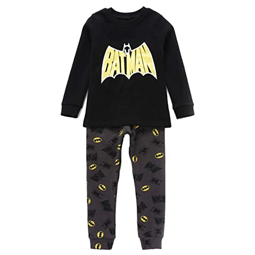 056570d413 Kids Pyjamas for Boys Pajama Set Cotton Pjs Sleepwear T Shirt Pants Boys  Long Sleeve Outfit
