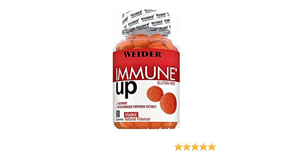 WEIDER Gummy up Revolution SIN GLUTEN Immune Up 60 Gom.: Amazon.es: Salud y cuidado personal