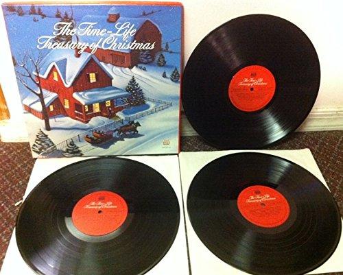 The Time-Life Treasury of Christmas (Christmas Music A Lp Box)